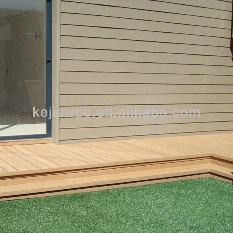 Bois plastique composite mur ext rieur panneau de rev tement anti uv conseil - Panneau bois composite exterieur ...