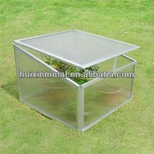 small size plastic greenhouse & cold frame HX63211