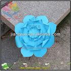 2013 fashion popular wood fibre flowers