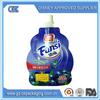 reusable food spout pouch,juice spout pouch