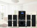 USB/SD, fm, karaoke e altoparlante del telecomando 4.1 box sistema audio