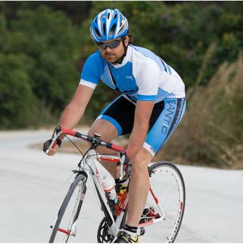 Cortacientos ciclismo with box coolmax fabric