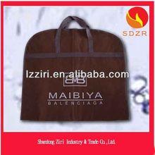 kraft paper garment bag