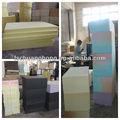 esponja de muebles para el sofá haciendo cojín