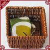 S&D handicraft christmas empty wicker baskets wholesale