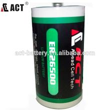 Battery ER14250, ER14505, ER14505M, ER18505, ER18505M, ER26500M, ER34615, ER34615M, ER26500 battery