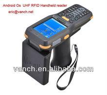 Long range Android os UHF RFID handheld reader