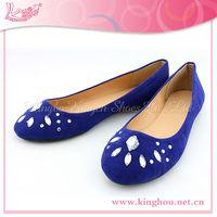 2014 new style fashion flat shoes