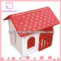 Plastic Dog House Pet Plastic Waterproof Pet House