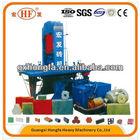 Planer type Hongfa HF-150T heavy equipment semi-automatic hydraulic high pressure and high strength cement brick machine