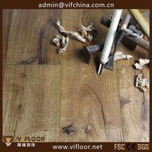 Величественный настилы дуб с кисточкой, Дизайн масло