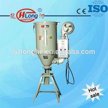 high output pet/pp/pe/pvc flakes hot air dryer 100kg