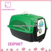 Plastic Pet Air Box Dog Transport Small Animal Cage