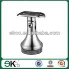 Adjustable stainless steel tube holder for stair rail (KEK07Y)