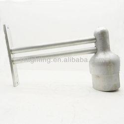 aluminum die casting lamp shell