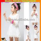 high quality summer child dress/baby dress