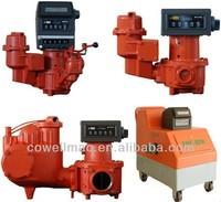 FMC series PD rotary vane fuel flow meter
