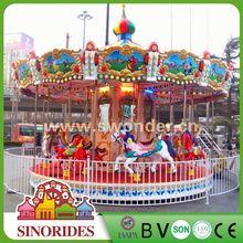 CE/SONCAP Certificate Carousel Ride!antique carousel horse for sale,antique carousel horse for sale