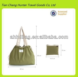 portable foldable supermarket shopping bag
