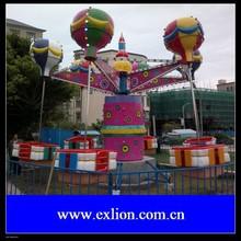 Theme park equipment outdooor games samba balloon ride