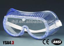 Porous Safety Goggles