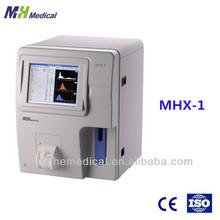 High Performance blood analysis machine MHX-1, hematology analyzer price
