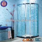 tempered glass for shower screen