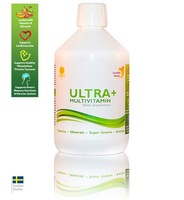 Multi Vitamins. Full Spectrum Supplement. Highest quality. Produced by Swedish Nutra