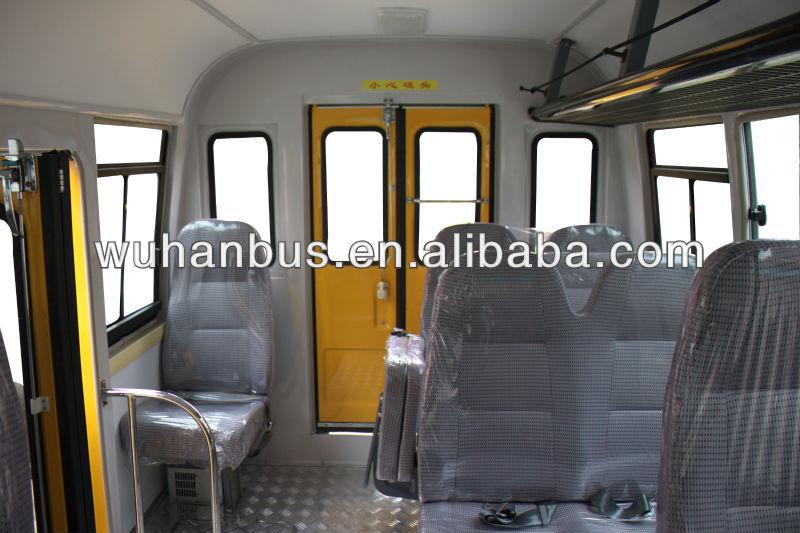 New Modle 10 Seats 4wd Diesel Power Engineering Vehicle