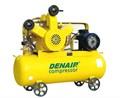 Compresor de aire 4hp de aceite de pistón libre.