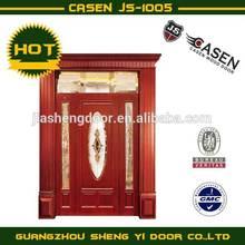 Luxury type Solid wood living room door