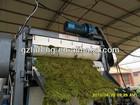 Straw juice squeeze belt press -high output juice