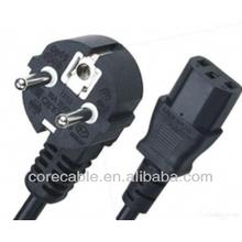 European AC Power Cord