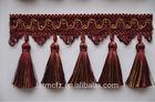2014 Newest curtain handmade chain tassel fringe