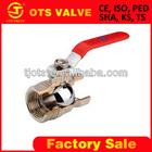 QV-SY-137 kitz ball valve