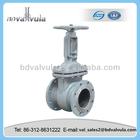 GOST casting steel flange flanged gate valve dn80 pn16