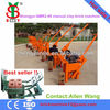 QMR2-40 manual brick making machine ,clay brick machine,interlocking brick making machine for sale