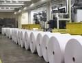 Sans bois papier offset/papier non couché sans bois/papier d'impression offset