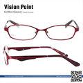 الجملة المعدنية كامل حافة إطارات النظارات النساء رخيصة على الانترنت