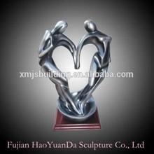 Abstract Figure Metal Art handicraft sculpture