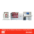 extintor cilindro hidráulico máquina de teste
