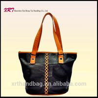 Fashion Lady Genuine Leather Handbag