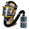 safety silicone chemical gas respirator filter mask protection