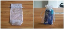 organza bags butterfly/candy favor bag/promotion pvc cosmetic pouch