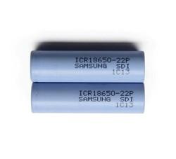 For electric vehicle ICR18650-22P 2200mah 3.7v original samsung sdi battery