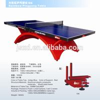 Professional Big Rainbow Ping-pong Table Tennis Table