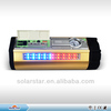 2014 10w solar car power system with CE Rohs certificate