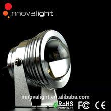 INNOVALIGHT led underwater fishing light durable 6.8w cob ip68 Stainless LED Pool Light LED underwater light