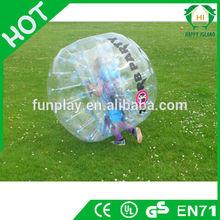 HI 2014 Popular and Crazy bumper ball ,human bubble ball,inflatable bubble football