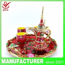 Beautiful Aladdin lamp muslim wedding return gift